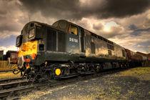 The BR class 37 von Rob Hawkins
