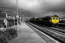 Freight at Leamington by Rob Hawkins
