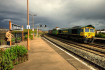 Freight at Leamington Spa von Rob Hawkins