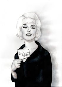 Ms Monroe by alexandra-veda
