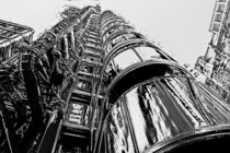 Lloyds Building central London  von David Pyatt