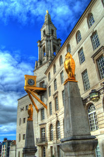 Leeds Civic Hall von Rob Hawkins