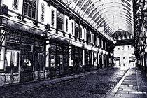Leadenhall market von David Pyatt