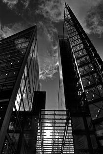 London Scrapers  by Rob Hawkins