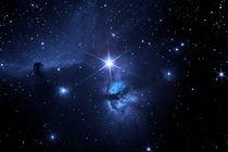 Pferdekopfnebel - B33 - Horsehead Nebula von virgo