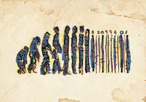 Barcode Evolution von Richard Davis