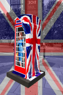 Royal telephone box by David J French