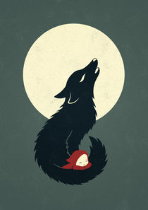 Little Red Riding Hood von freeminds