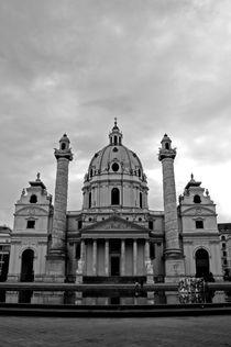 Karlskirche (Wien / 2) von axvo-fotografie