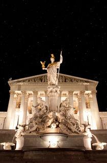 Pallas Athene (Wien)  von axvo-fotografie
