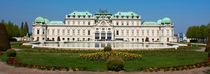 Schloß Belvedere (Wien) von axvo-fotografie