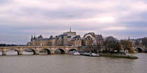 Pont Neuf in Paris by David Pringle