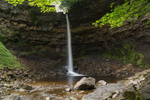 Hardraw Force, Wensleydale by Louise Heusinkveld