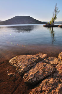 Salagou Lake by linconnu