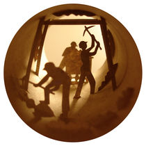 Miners (Mineurs) by Anastassia Elias