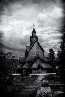 Heddal stavechurch by studio-toffa