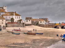 St. Ives Cornwall UK by Allan Briggs