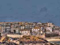 St. Ives Cornwall by Allan Briggs