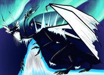 Ice Dragon by novafelis