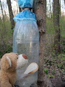 Brot und Flaschen by Olga Sander
