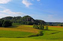 Landschaftsidylle von Wolfgang Dufner