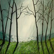 Misty Morning by Debra Kent