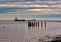 Teesport   River Tees by tkphotography
