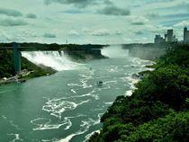 Horseshoe Falls  by Ron Ella