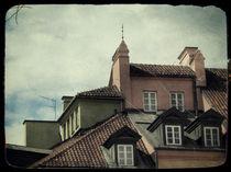 Warsaw roof von Katia Zaccaria-Cowan