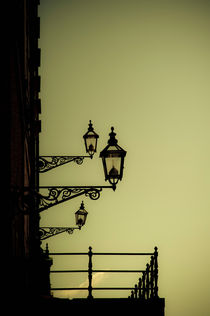 Dear old Stockholm by Lars Hallstrom