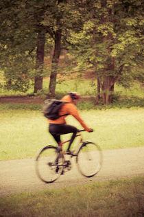 Tranquil ride by Lars Hallstrom