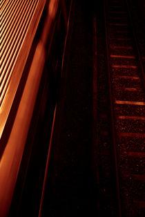 Red Rail von Lars Hallstrom