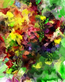 Garden Delight by David Lane