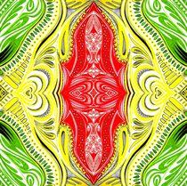 African Colours von yezarck
