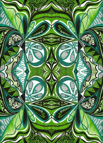 African Green by yezarck