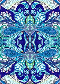 Butterfly Blues by yezarck