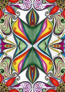 Fabric Flowers by yezarck