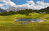 Bergsee by Wolfgang Dufner