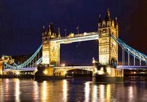 Tower Bridge - London by tkphotography