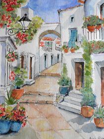Andalusien 1 von Maria Földy