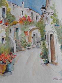 Andalusien 2 von Maria Földy