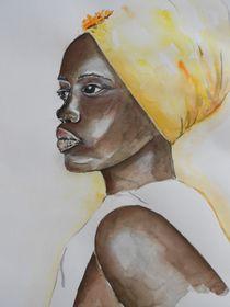 Afrika von Maria Földy
