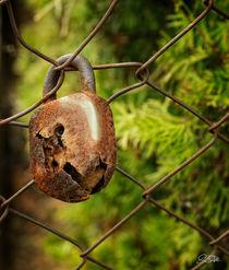 old lock by Szantai Istvan