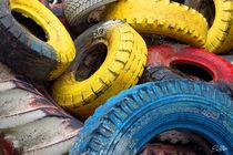 Tires by Szantai Istvan