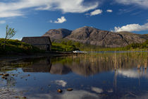 Arkle Boathouse von Derek Beattie