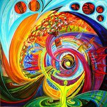 Erschaffung einer neuen Welt von Lydia  Knauf