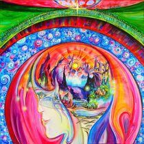 Die Welt in dir von Lydia  Knauf