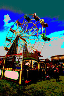 Ferris Wheel von Wayne Molyneux