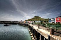 Helgoland Hafen von photoart-hartmann