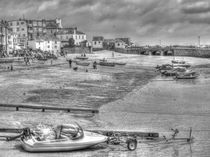 St. Ives Beach by Allan Briggs